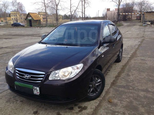 Hyundai Elantra, 2010 год, 470 000 руб.