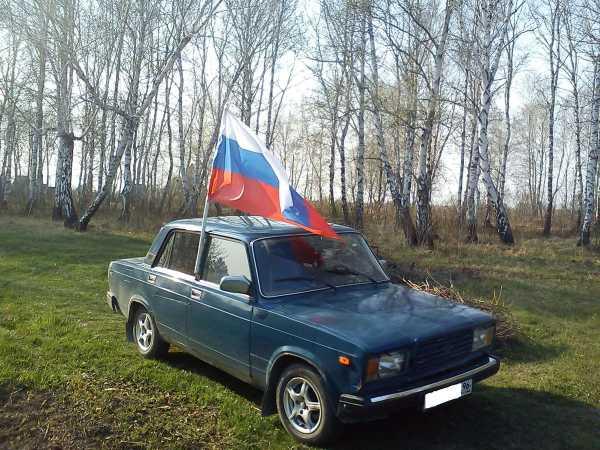 Лада 2107, 2001 год, 21 000 руб.