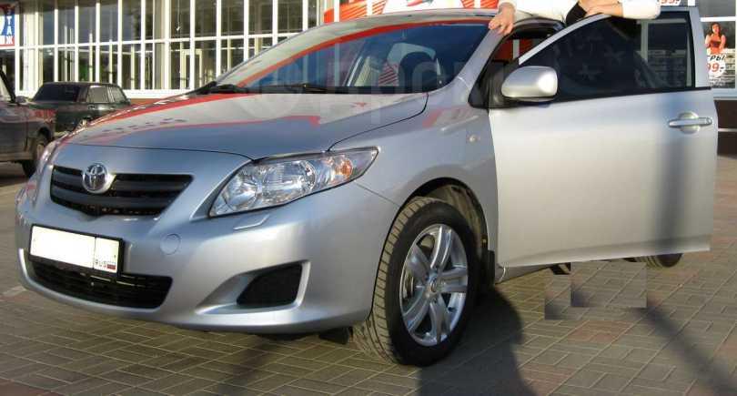 Toyota Corolla, 2007 год, 495 000 руб.