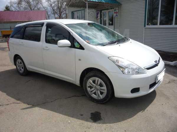 Toyota Wish, 2005 год, 370 000 руб.
