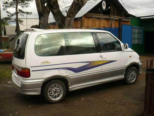Nissan Serena, 1997 год, 230 000 руб.