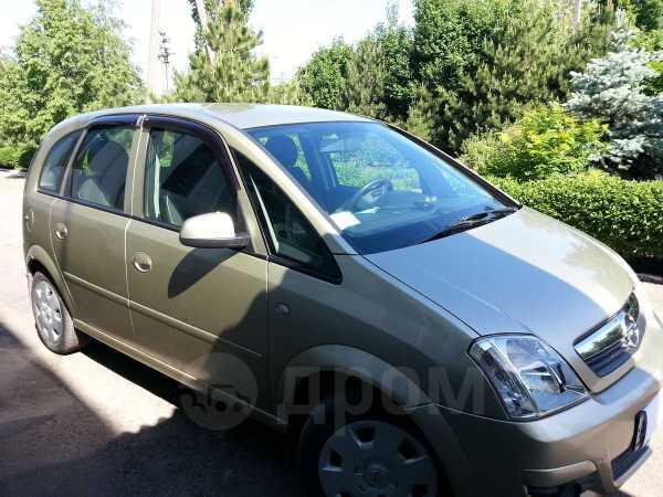 Opel Meriva, 2008 год, 390 000 руб.