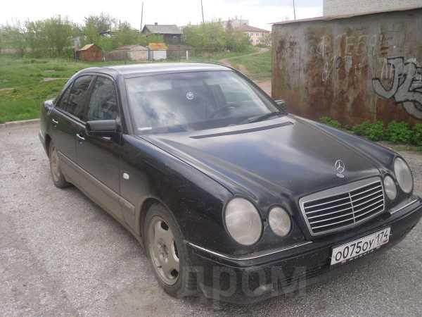 Mercedes-Benz E-Class, 2000 год, 390 000 руб.
