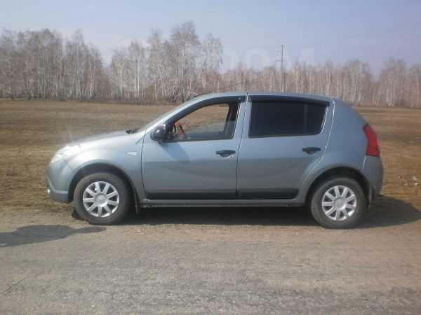 Renault Sandero, 2010 год, 365 000 руб.