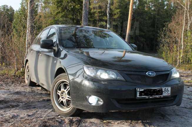 Subaru Impreza, 2008 год, 580 000 руб.