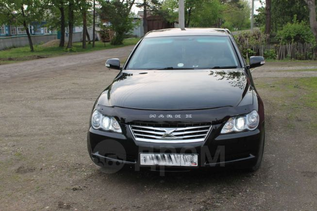 Toyota Mark X, 2007 год, 650 000 руб.