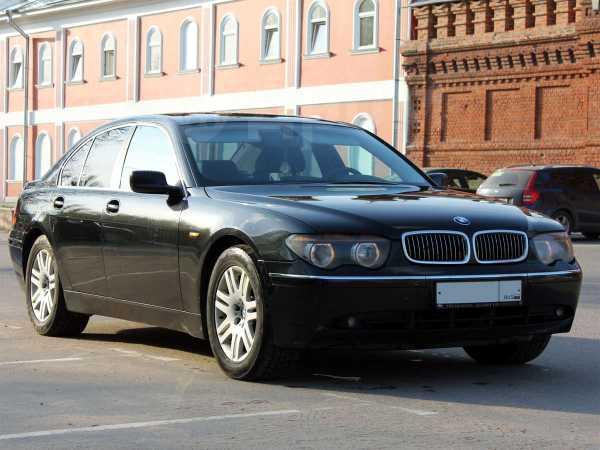 BMW 7-Series, 2001 год, 490 000 руб.