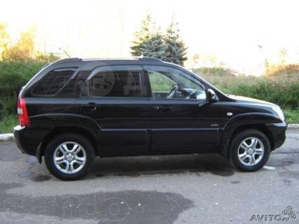 Kia Sportage, 2006 год, 510 000 руб.