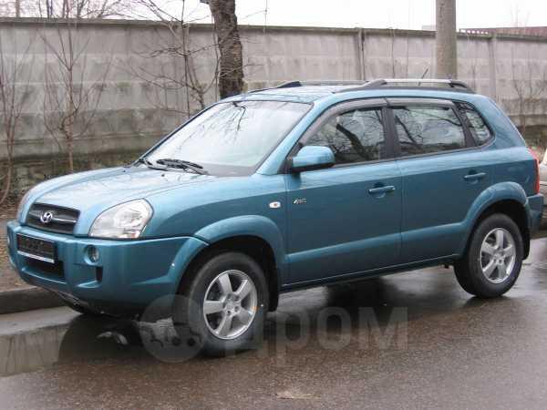 Hyundai Tucson, 2006 год, 490 000 руб.