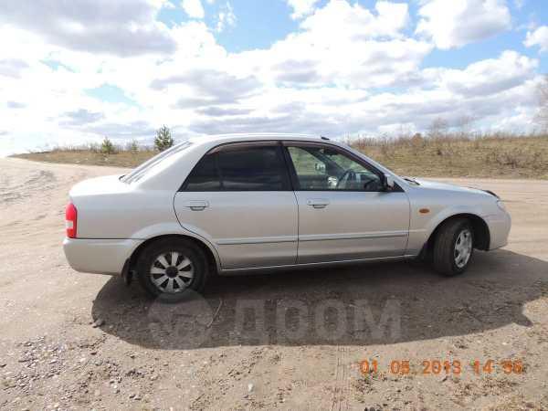 Mazda Familia, 2001 год, 245 000 руб.
