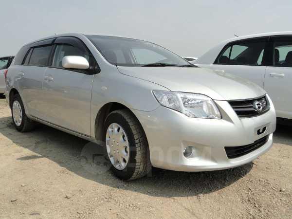 Toyota Corolla Fielder, 2010 год, 435 000 руб.