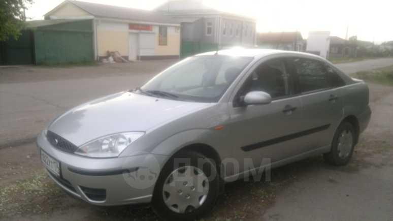 Ford Focus, 2003 год, 267 000 руб.