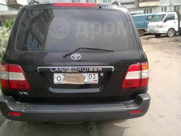 Toyota Land Cruiser, 2006 год, 550 000 руб.