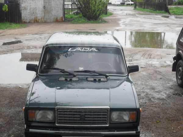 Лада 2107, 2010 год, 160 000 руб.