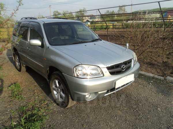 Mazda Tribute, 2005 год, 450 000 руб.