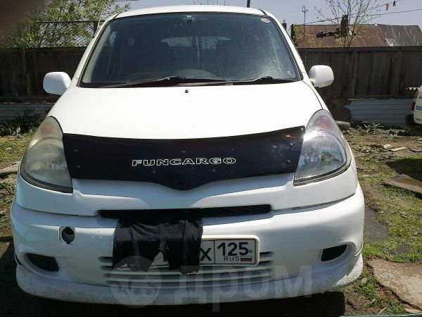 Toyota Funcargo, 2001 год, 195 000 руб.