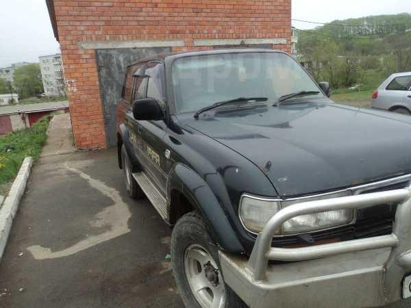 Toyota Land Cruiser, 1993 год, 550 000 руб.