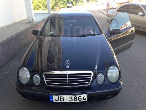 Mercedes-Benz CLK-Class, 1998 год, 150 000 руб.