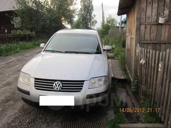 Volkswagen Passat, 2002 год, 370 000 руб.