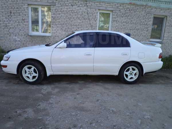 Toyota Corona, 1992 год, 168 000 руб.