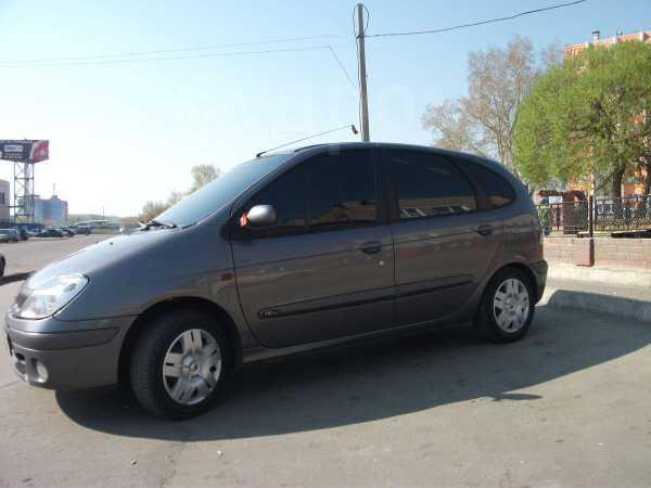 Renault Scenic, 2003 год, 285 000 руб.