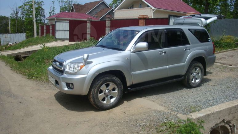 Toyota Hilux Surf, 2006 год, 1 070 000 руб.