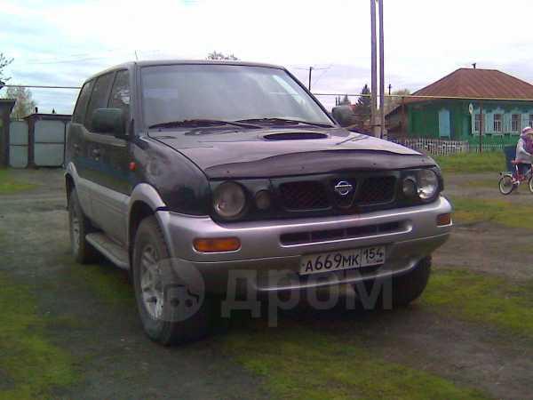 Nissan Terrano II, 1998 год, 370 000 руб.
