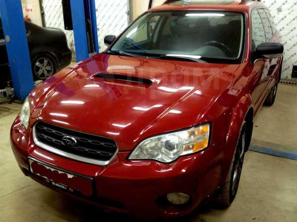 Subaru Outback, 2006 год, 649 000 руб.