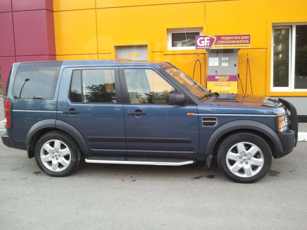 Land Rover Discovery, 2005 год, 670 000 руб.