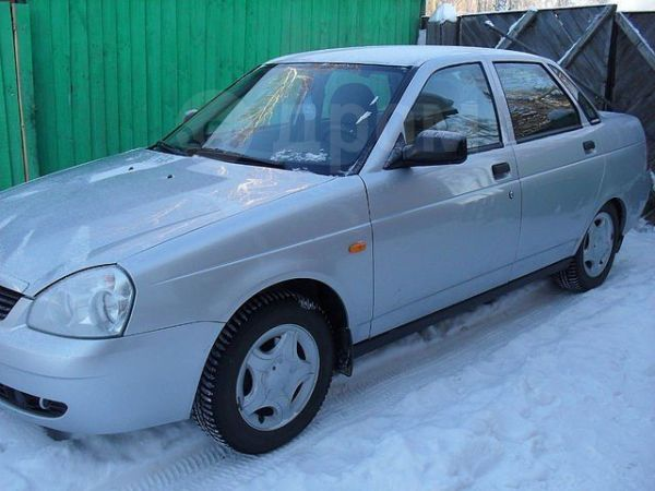 Лада Приора, 2007 год, 190 000 руб.