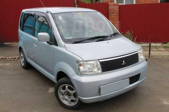 Mitsubishi eK Wagon, 2001 год, 135 000 руб.