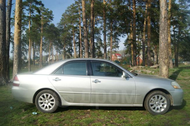 Toyota Mark II, 2001 год, 365 000 руб.