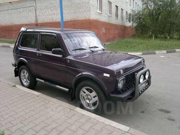 Лада 4x4 2121 Нива, 2004 год, 165 000 руб.