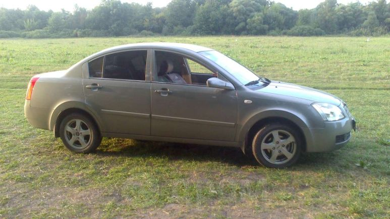 Chery Fora A21, 2008 год, 260 000 руб.