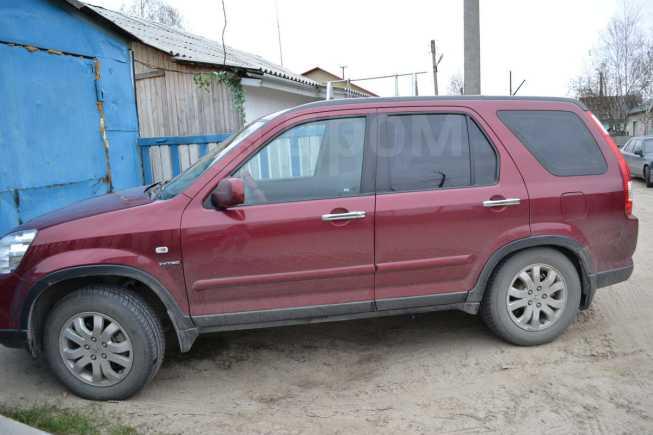 Honda CR-V, 2005 год, 610 000 руб.