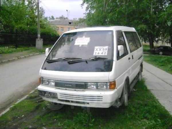 Nissan Largo, 1989 год, 100 000 руб.
