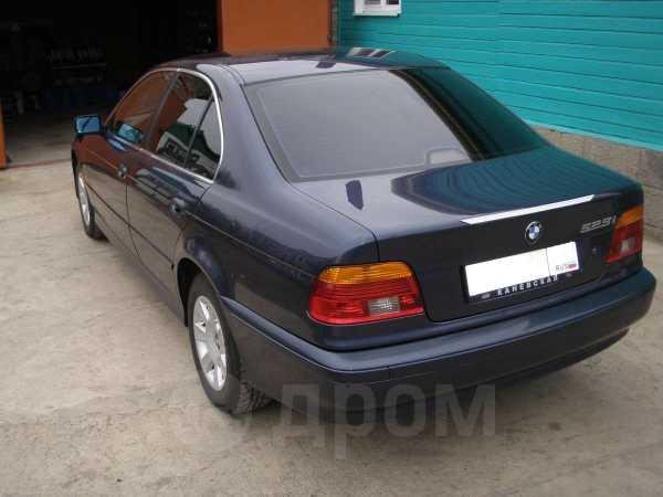 BMW 5-Series, 2002 год, 375 000 руб.
