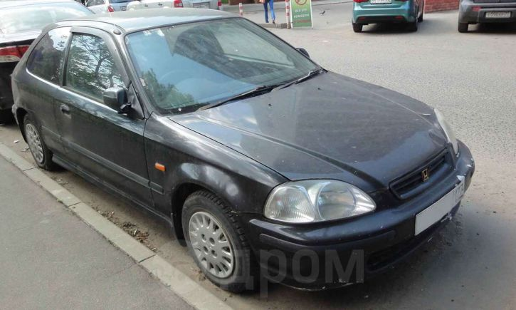 Honda Civic, 1997 год, 80 000 руб.