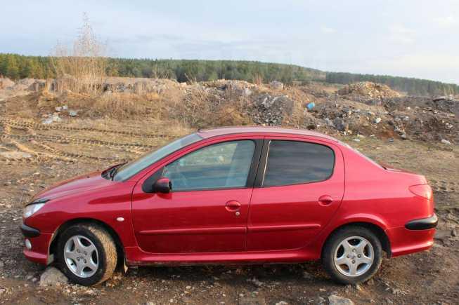 Peugeot 206, 2007 год, 250 000 руб.