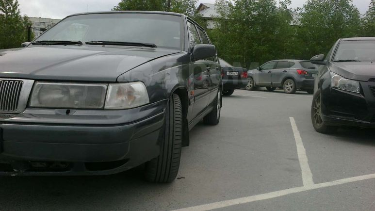 Volvo 960, 1994 год, 120 000 руб.