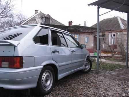 Лада 2114 Самара, 2008 год, 183 000 руб.