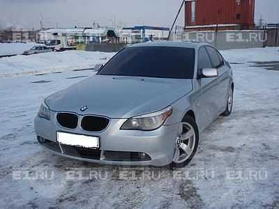 BMW 5-Series, 2004 год, 689 000 руб.