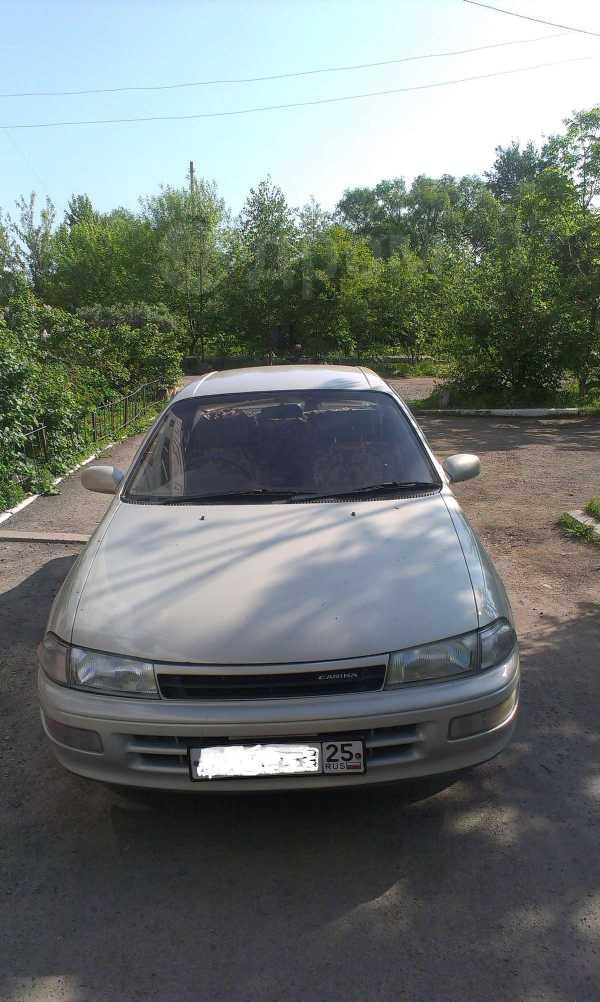 Toyota Carina, 1992 год, 150 000 руб.
