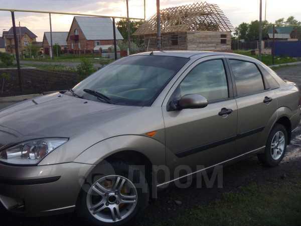 Ford Focus, 2003 год, 310 000 руб.