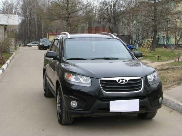 Hyundai Santa Fe, 2011 год, 1 125 000 руб.