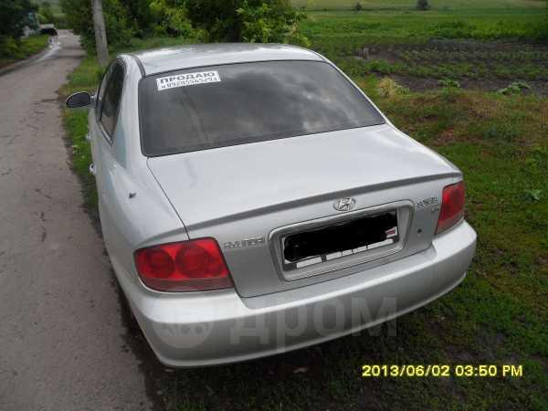 Hyundai Sonata, 2004 год, 299 000 руб.