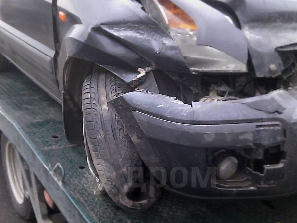 Ford Fusion, 2007 год, 155 000 руб.