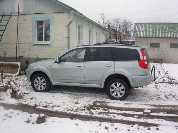Great Wall Hover H3, 2008 год, 500 000 руб.