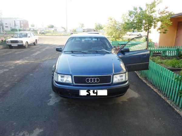 Audi 100, 1992 год, 80 000 руб.
