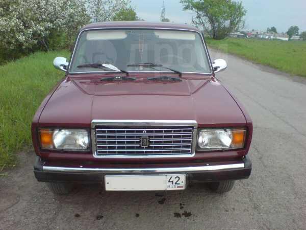 Лада 2107, 2004 год, 89 000 руб.
